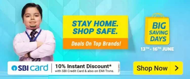 Big Saving Days: Up to 90% off on all products