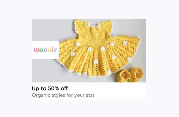 Up to 50% off on Woonie Brand