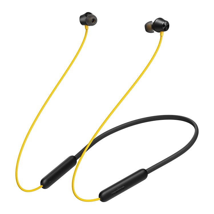 realme Buds Wireless 2 Neo Bluetooth Headset (Black) At just Rs. 1439 [MRP 2499]
